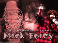 Mick Foley - professional-wrestling wallpaper