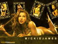 Mickie James - wwe-divas wallpaper