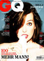 Milla in GQ Germany - September 2010 - milla-jovovich photo