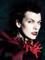 Milla in Harper's Bazaar Russia - September 2009 - milla-jovovich photo