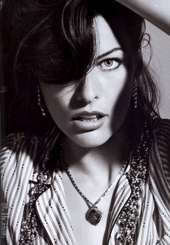 Milla in Vogue China - June 2009
