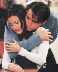 Monica and Joey