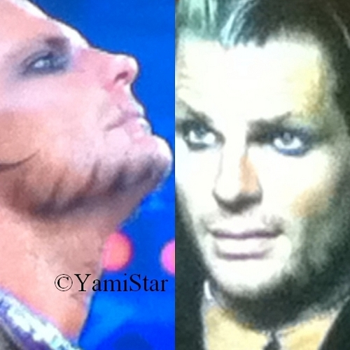 Jeff Hardy wallpaper possibly containing a portrait called My FanArt