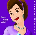 NEW ARTWORK: Marie-Alecia (REQUESTED)