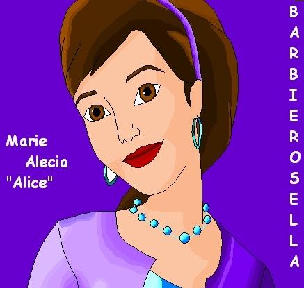 NEW ARTWORK: Marie-Alecia (REQUESTED)