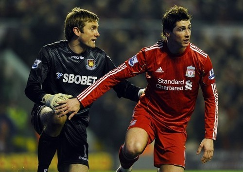 Nando - Liverpool(3) vs West Ham(0)