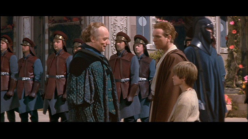Obi-Wan and Anakin-Ep I: Naboo - obi-wan-kenobi-and-anakin-skywalker