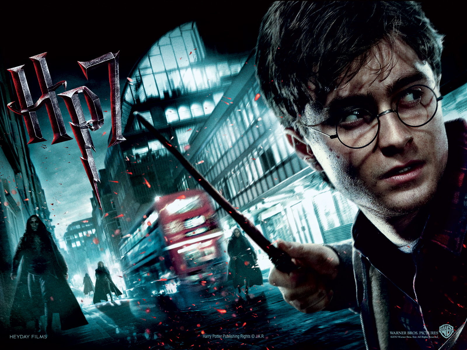 Official Harry Harry Potter And The Deathly Hallows