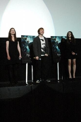 Oksana Press Event (20.11.2010)