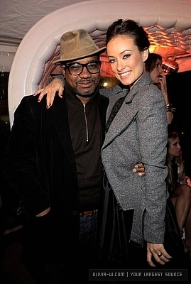 Olivia @ LA Confidential's November Issue Celebration