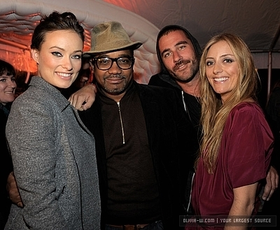Olivia @ LA Confidential's November Issue Celebration