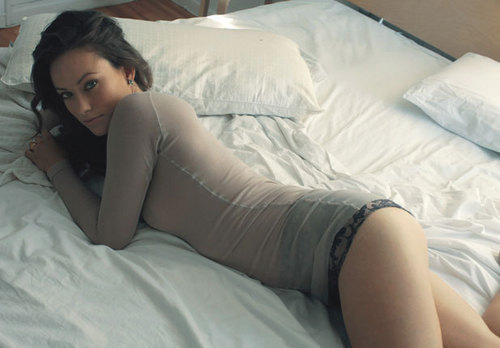 Olivia Wilde Photoshoot for Details Magazine (December 2010)