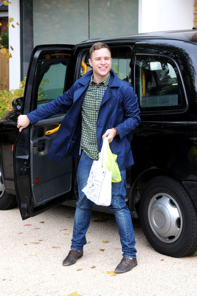 Olly Murs Returns to the House