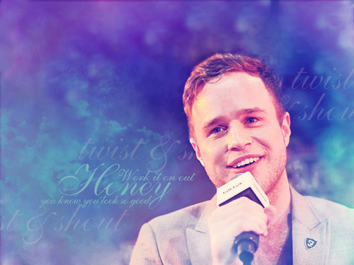 Olly Murs wallpaper possibly containing a business suit and a suit entitled Olly Murs