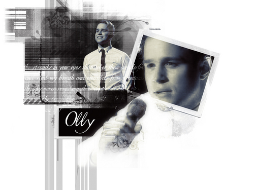 Olly Murs वॉलपेपर probably containing a sign called Olly Murs