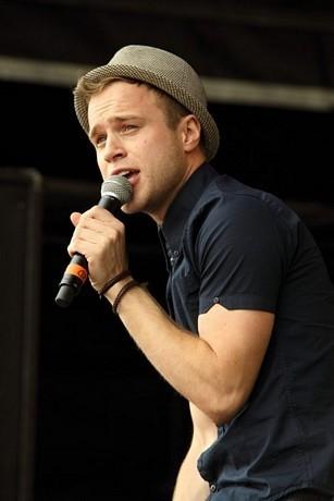 Olly concert.! :D