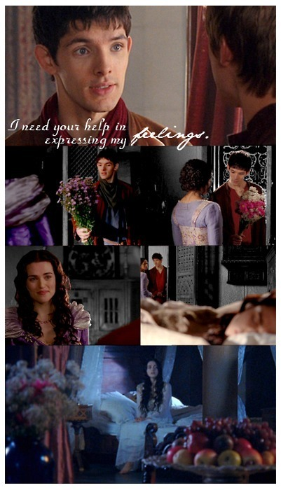 Merlin And Morgana Images Omg Expressing Your Feelings