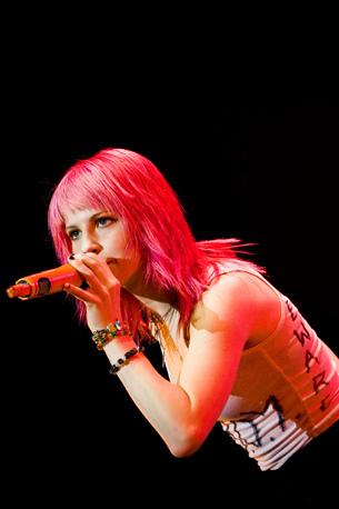 Paramore @ LG Arena Birmingham , 16th November 2010