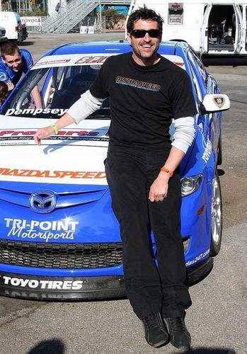 Patrick Dempsey: Patrick Is Looking Hot and Sexy As Ever