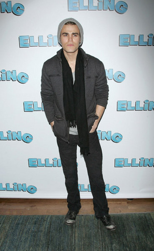 "Paul Wesley - ""Elling"" Broadway Opening Night"