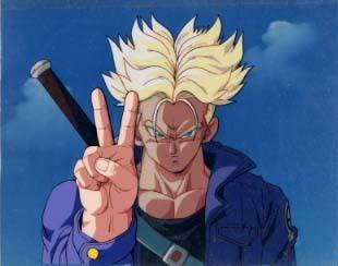 Peace ssjTrunks