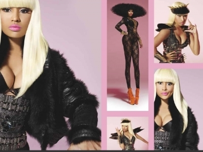 nicki minaj pink friday pics. Pink Friday Digital Booklet
