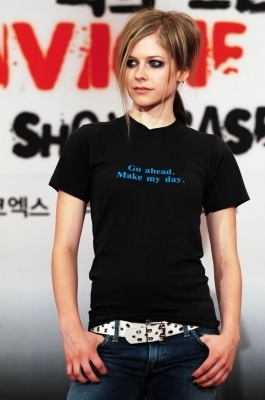 Press Conference in Seoul, Korea - 11.08.04
