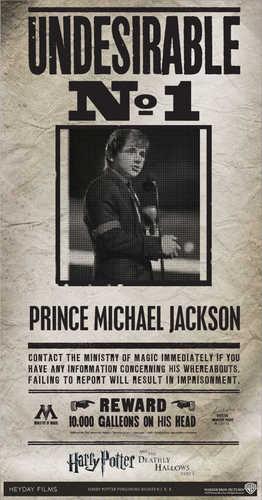 Prince Jackson poster