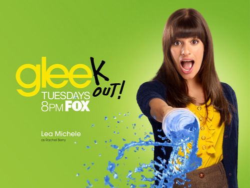 Rachel Berry wallpaper possibly with a portrait called Rachel Berry