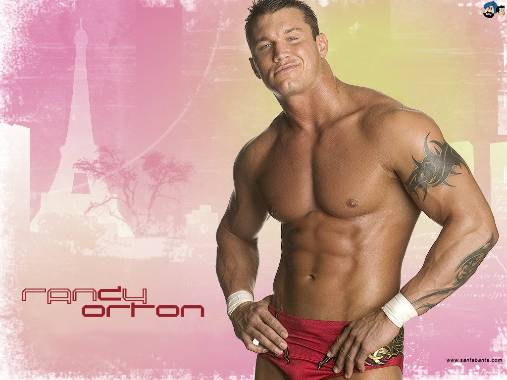 Think, that Randy orton nudo