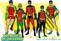 Robin costumes (from Batman) - dc-comics fan art