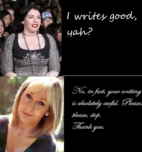 Rowling vs. Meyer