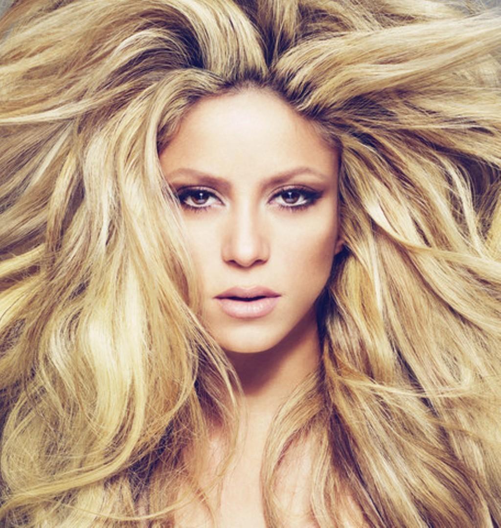 Shakira shakira hair