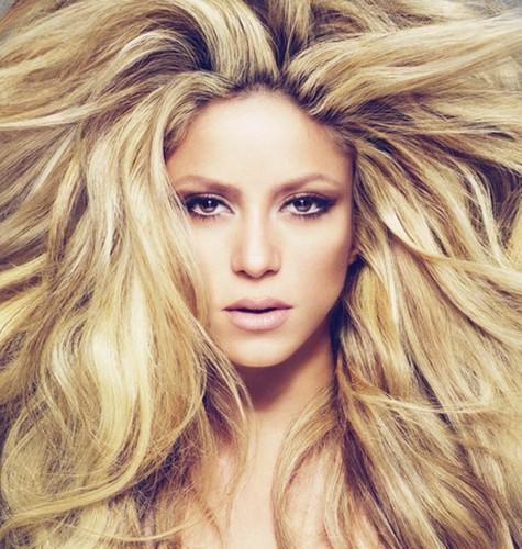 Шакира HAIR...