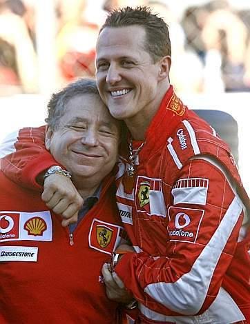 Tod Michael Schumacher