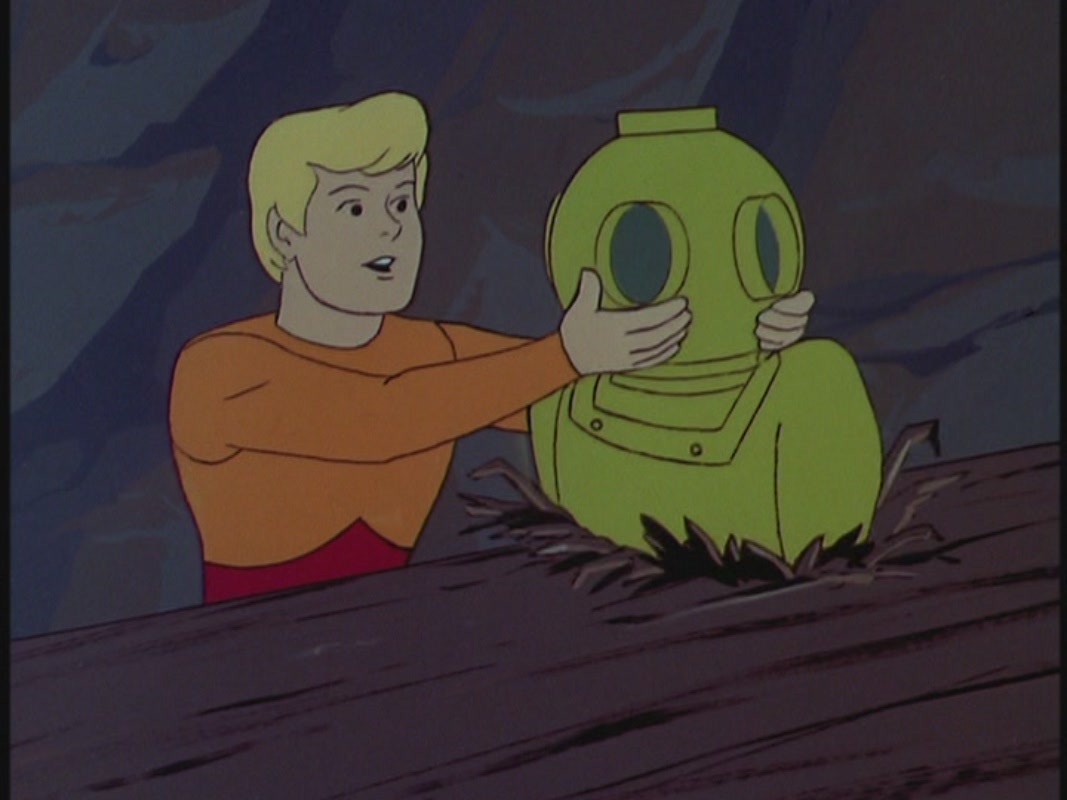 Scooby-Doo, Where Are You! - A Clue for Scooby Doo - 1.02