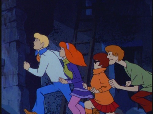 Scooby-Doo, Where Are You! - Decoy for a Dognapper - 1.05 - scooby-doo Screencap