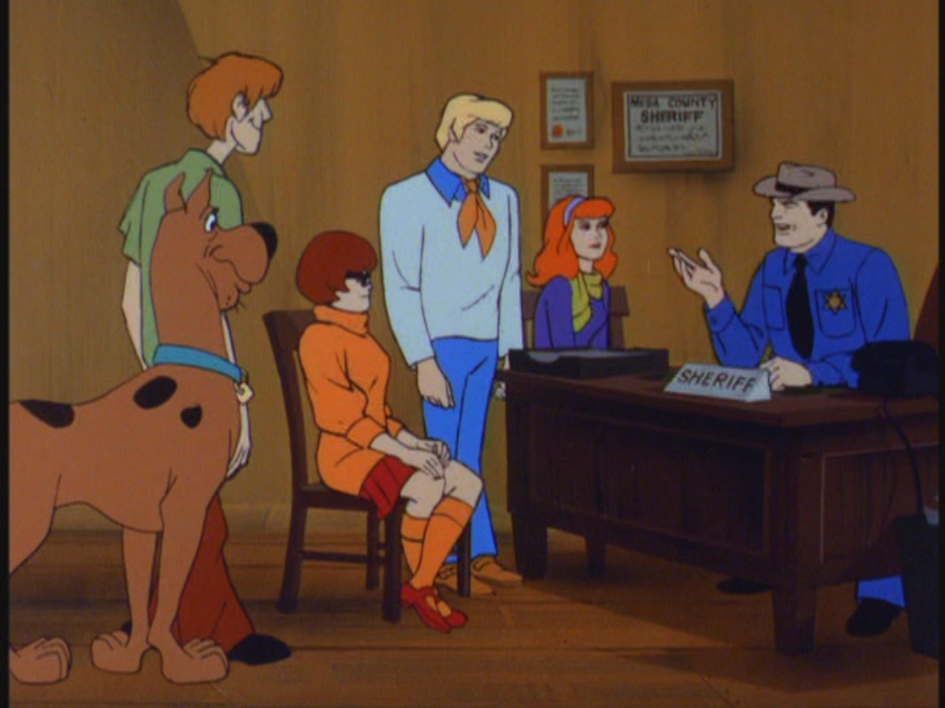 Scooby-Doo, Where Are You! - Decoy for a Dognapper - 1.05