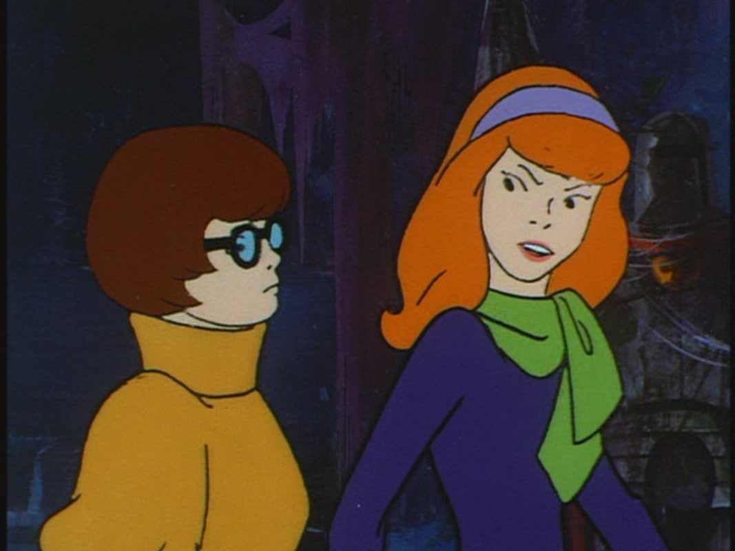 Scooby-Doo, Where Are You! - Hassle in the Castle - 1.03