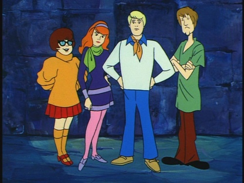 Scooby-Doo wallpaper with anime titled Scooby-Doo, Where Are You! - Hassle in the Castle - 1.03