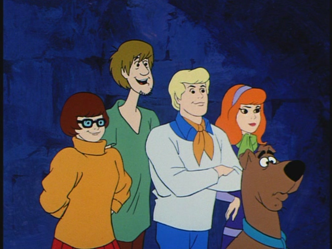 Scooby-Doo, Where Are You! - Hassle in the kasteel - 1.03