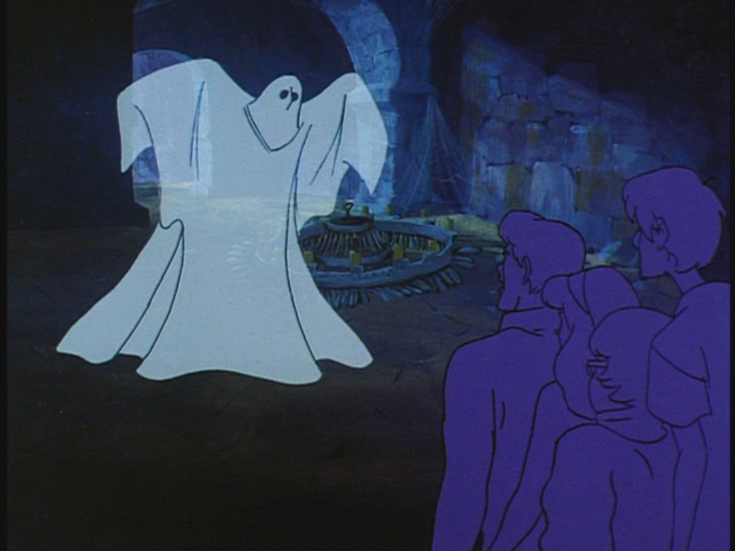 scoobydoo where are you hassle in the castle 103