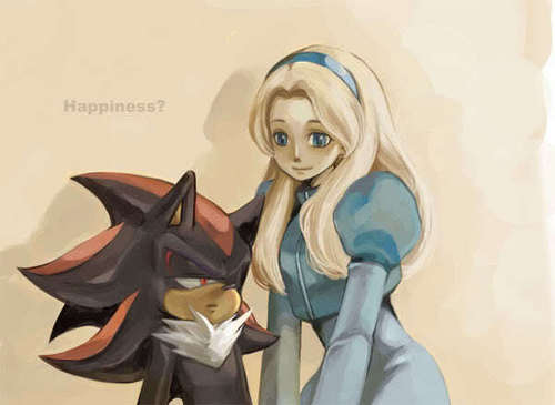 Shadmaria - sonic-couples Photo