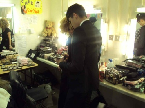 Sizzling Hot Zayn Behind The Scenes :) x