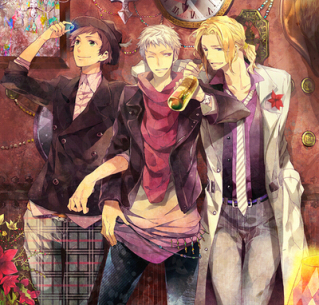 Spain France and Prussia