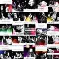 Spring Awakening Icon Collage