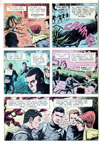 星, つ星 Trek ゴールド Key Comic #01: The Planet of No Return