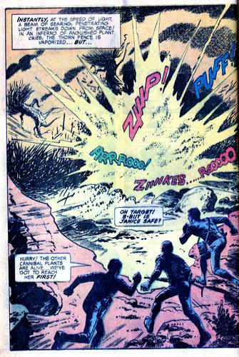 bituin Trek ginto Key Comic #01: The Planet of No Return