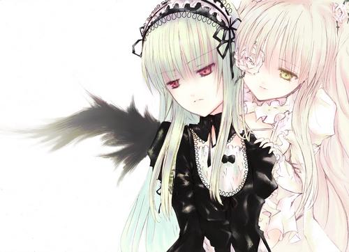Suigintou & Kirakishou