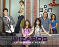 THE MAGIC'S ON!!! - wizards-of-waverly-place wallpaper